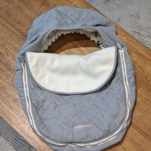 JJ Cole winter carseat cover